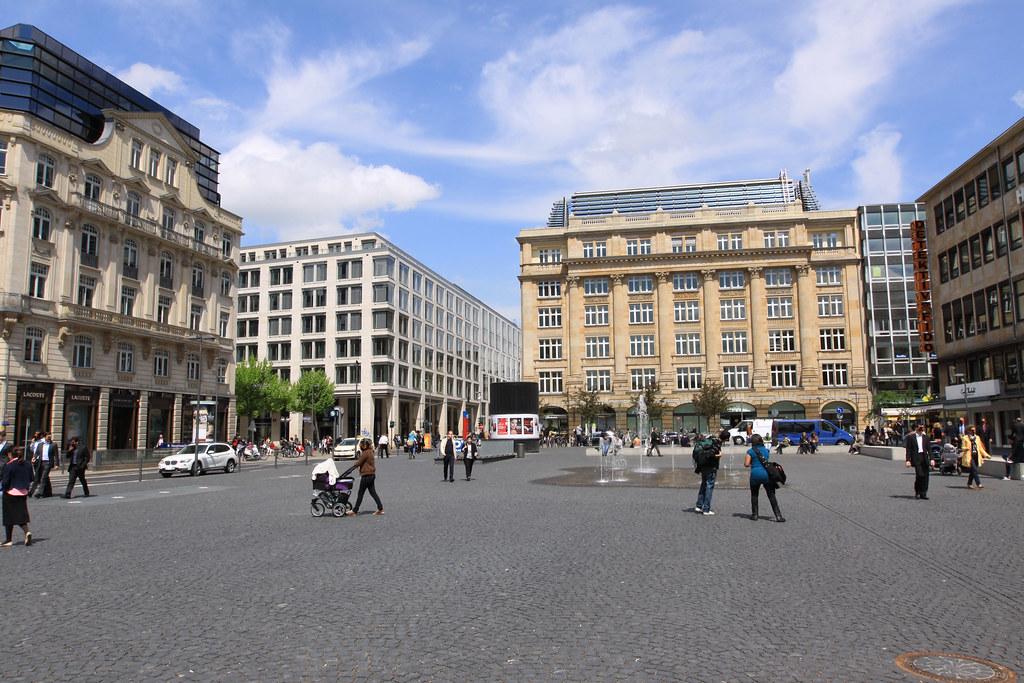 Roßmarkt Frankfurt