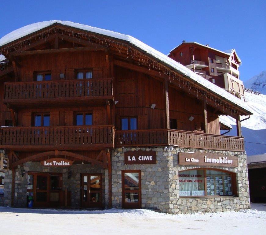 Agence la cime devant haut de page office de tourisme de val thorens flickr - Office de tourisme val thorens ...