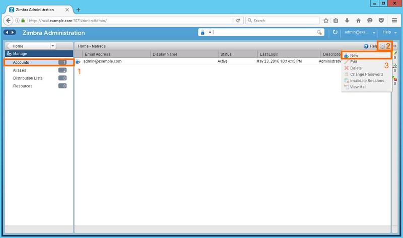 How to set up Zimbra mail server on CentOS - Xmodulo
