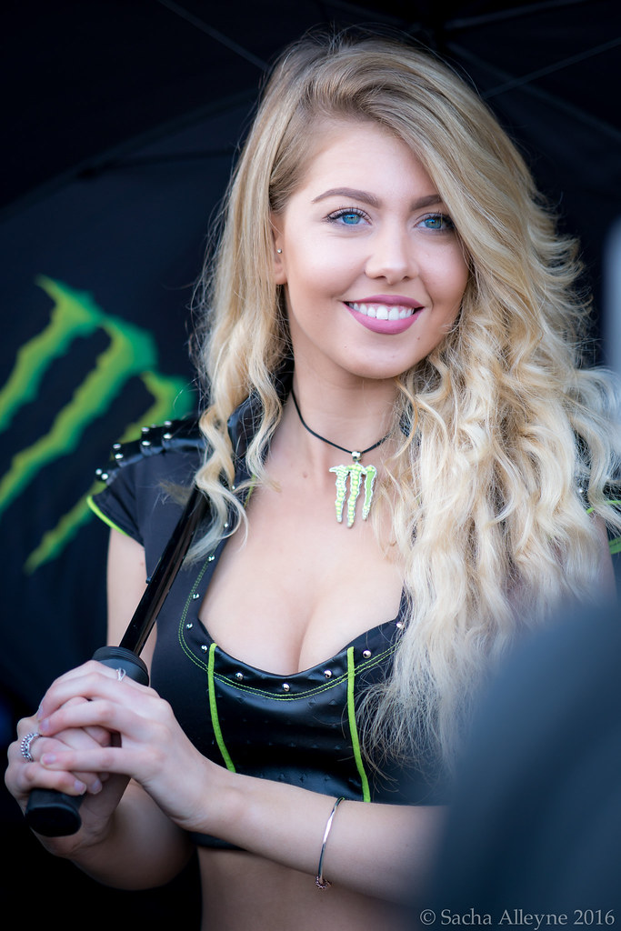 bsb brands hatch indy 2016 monster energy grid girl flickr. Black Bedroom Furniture Sets. Home Design Ideas