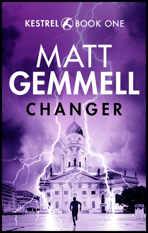 CHANGER cover art