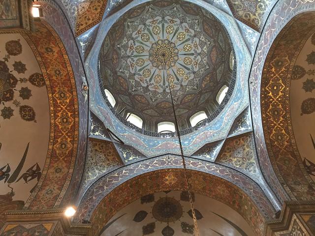 Cúpula de la Catedral de Echmiadzín (Armenia)
