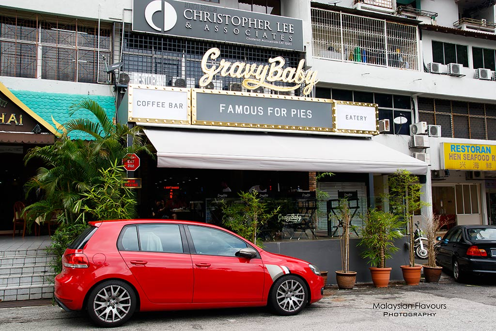 GravyBaby Famous for Pie Taman Desa KL