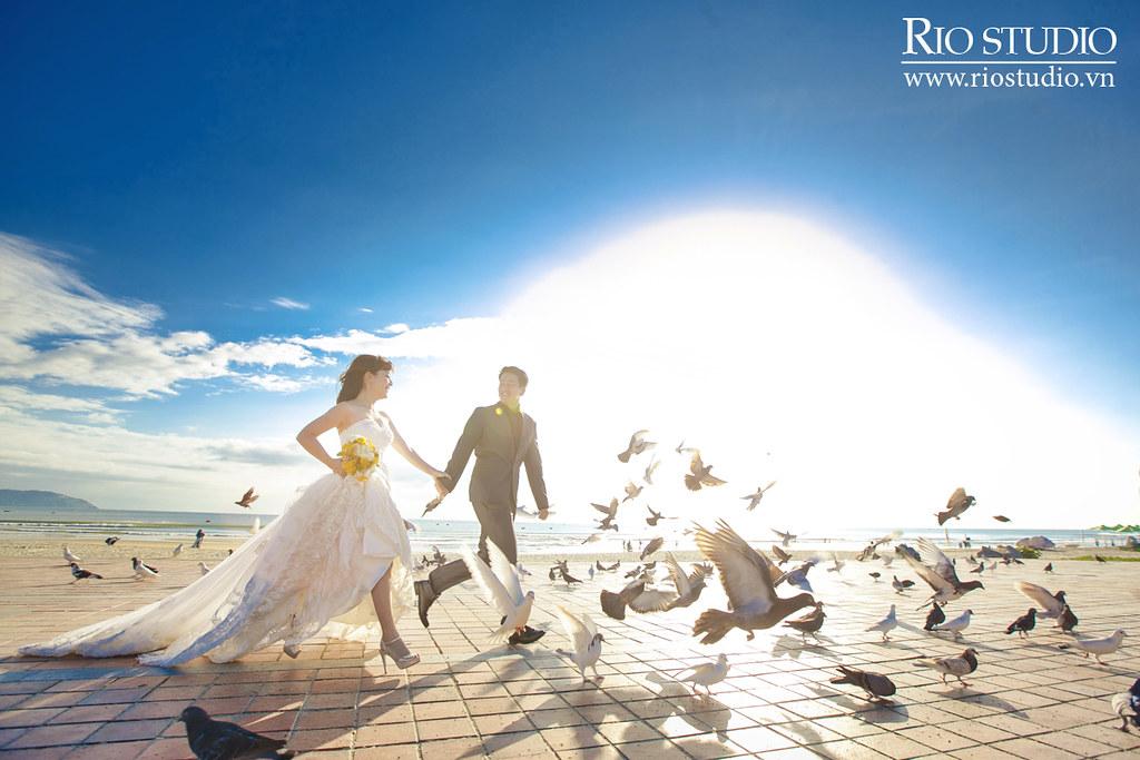 Ảnh cưới Hoàng - Trang (Đà Nẵng)