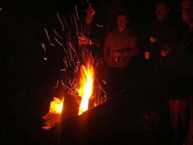 Summer Bonfire Food Ideas