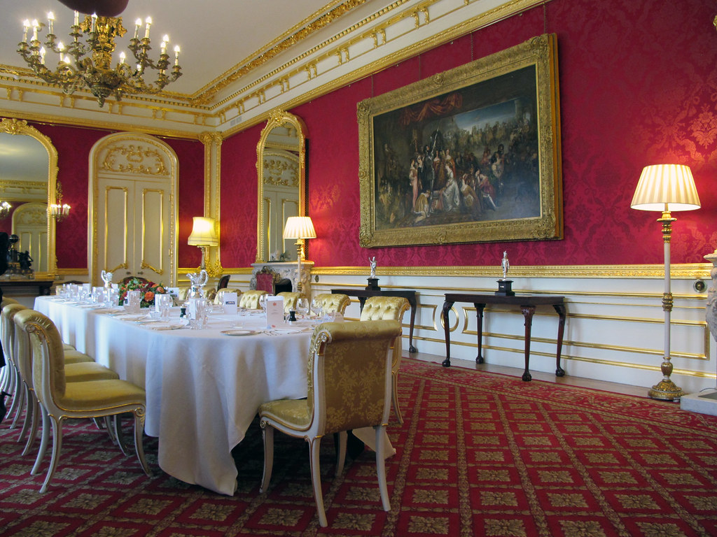 Lancaster House 39 S Rarely Seen State Dining Room Open Ho