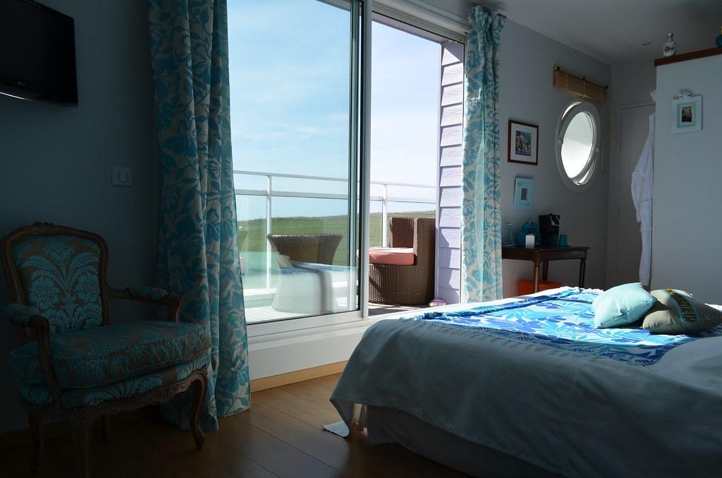 Le homard se marre t 2013 chambres d 39 h tes et g tes vue mer 76 normandie flickr - Chambre d hote normandie vue sur mer ...