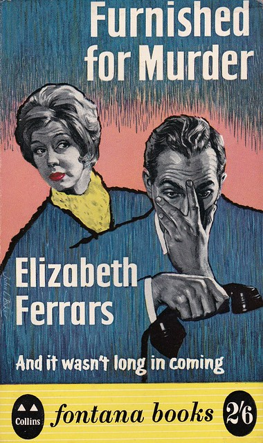 Elisabeth Ferrars - Furnished for Murder