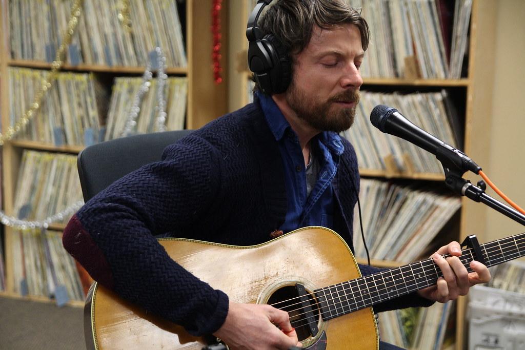 Sea Wolf (Alex Brown Church) live in studio | WHUS Radio ...