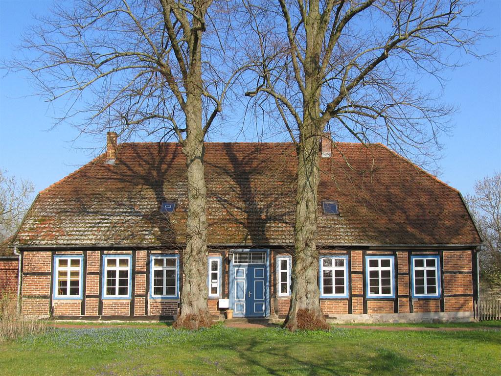 Alt Meteln Rectory Pfarrhaus Der Evangelisch Lutherische Flickr