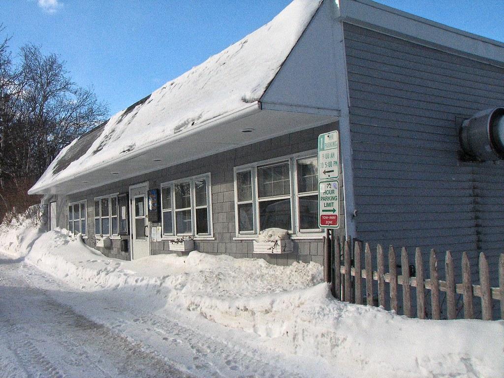 The Peaks Island House Restaurant
