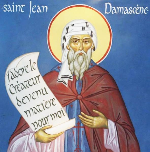 Thời Bút Chiến Về Kitô Học: Thánh Jean Damascène - Vị Giáo Phụ Cuối Cùng Của Đông Phương (650-749)