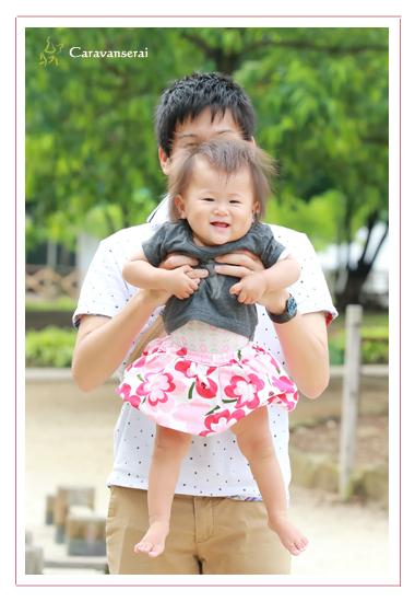 愛知県刈谷市 ハイウェイオアシス 自宅 1才の誕生日記念パーティー バースデーケーキ 家族写真 新築記念 出張撮影 データ