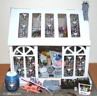 Koko kasvihuone - The greenhouse