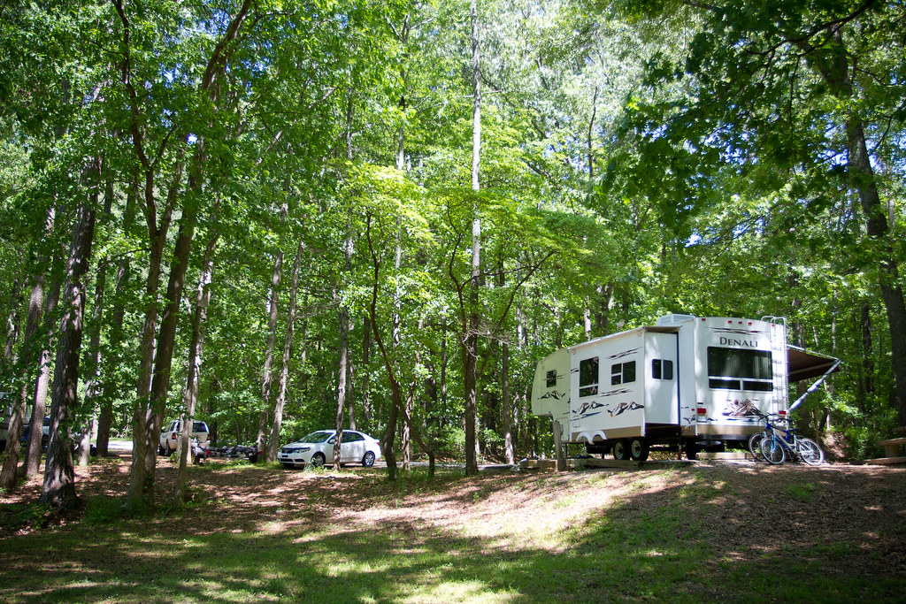 Free Camping On Virginia Beach