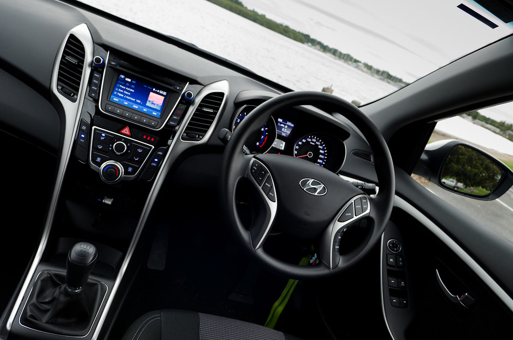 New Hyundai I30 >> 2013 Hyundai i30 interior | Well, I've done a few hundred ki… | Flickr