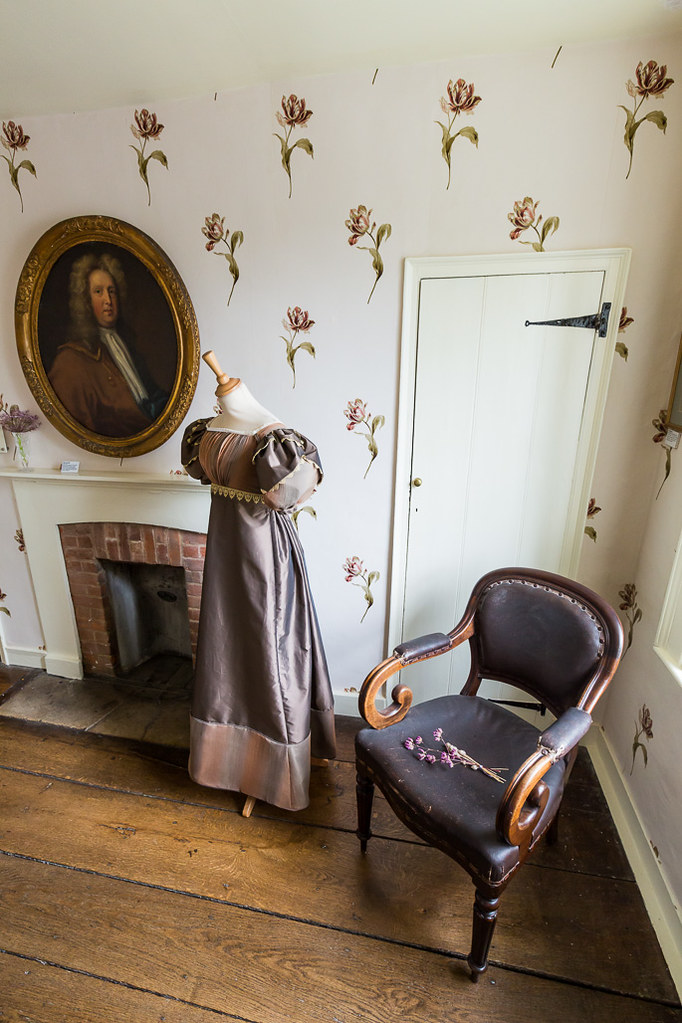 Jane Austen Museum 11 Mrs Austen S Room Alh1 Flickr