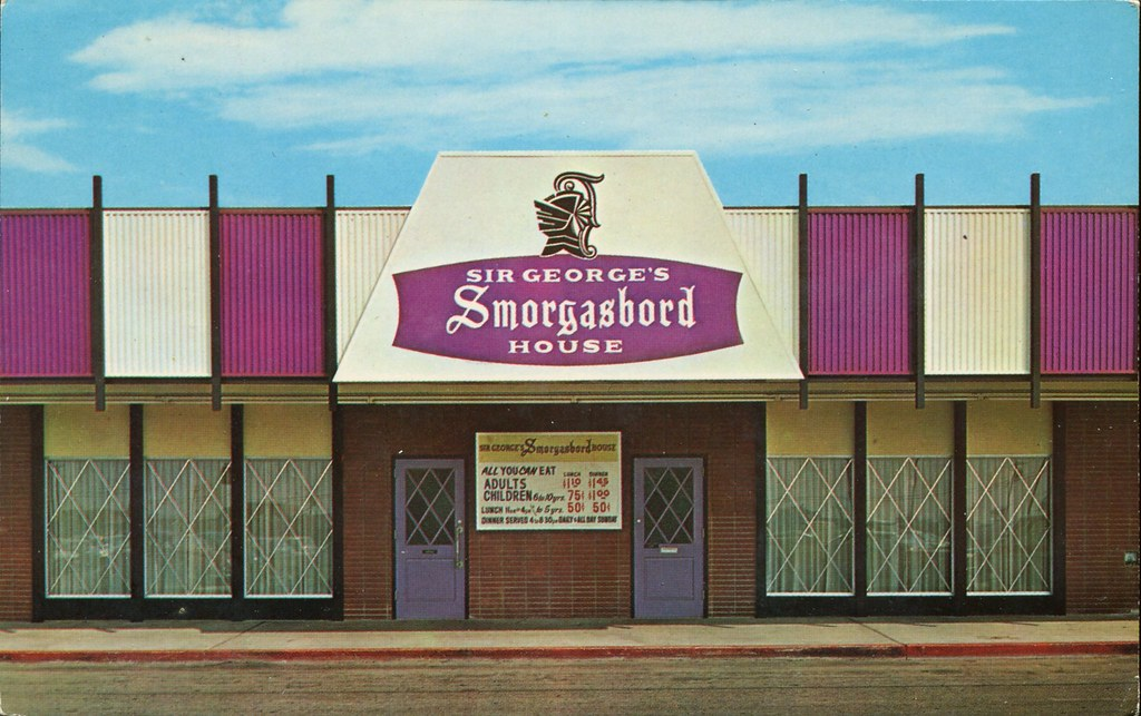 Sir George S Smorgasbord House At The Lincoln Valley Shop