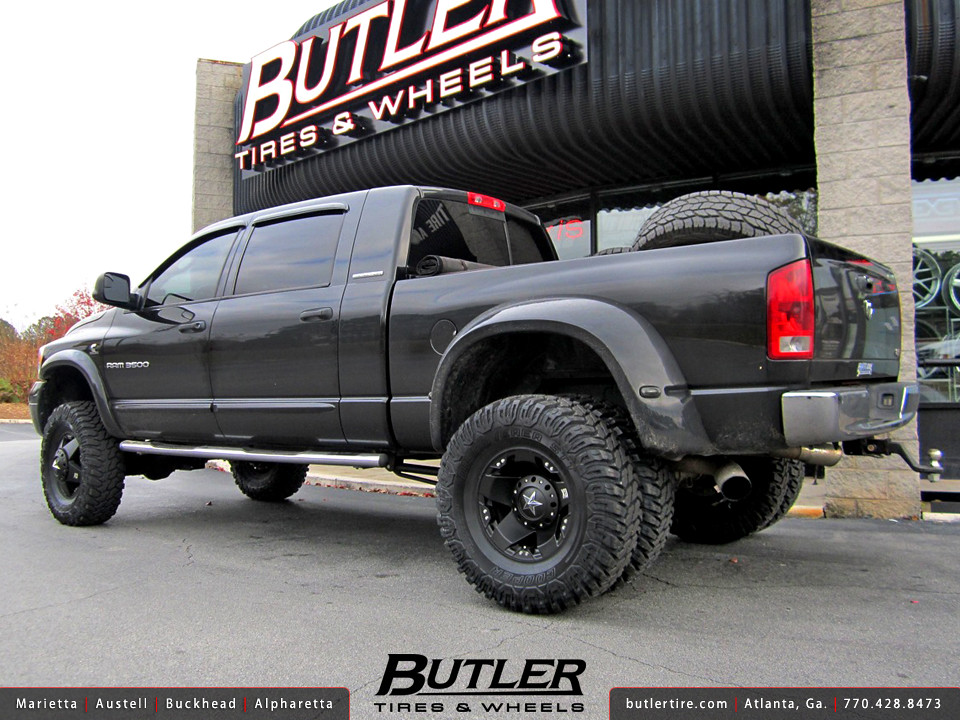 Customized Dodge Ram >> Dodge Ram with 17in XD Rockstar Wheels | Additional Picture … | Flickr