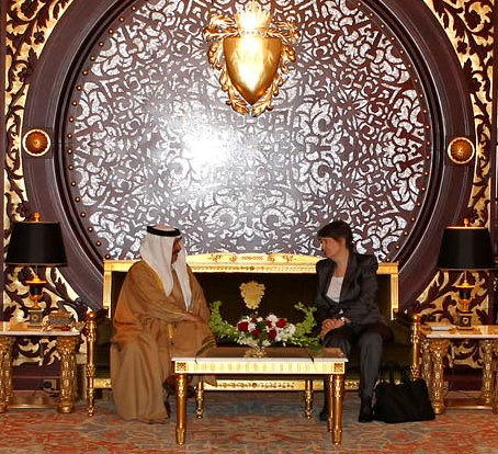 HM King Hamad receives UNDP Administrator | by UNDP in the Arab States