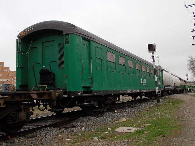 ADIF - 311.154 con tren herbicida + SSV-1023 + plataforma de Logitren
