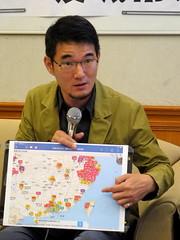 台灣數個城市空氣品質劣於中國深圳、廈門,立委劉建國吃驚與不滿