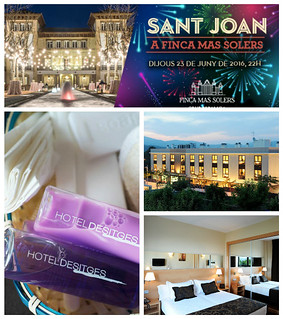 Hotel de Sitges - Pack Hotel+Fiesta