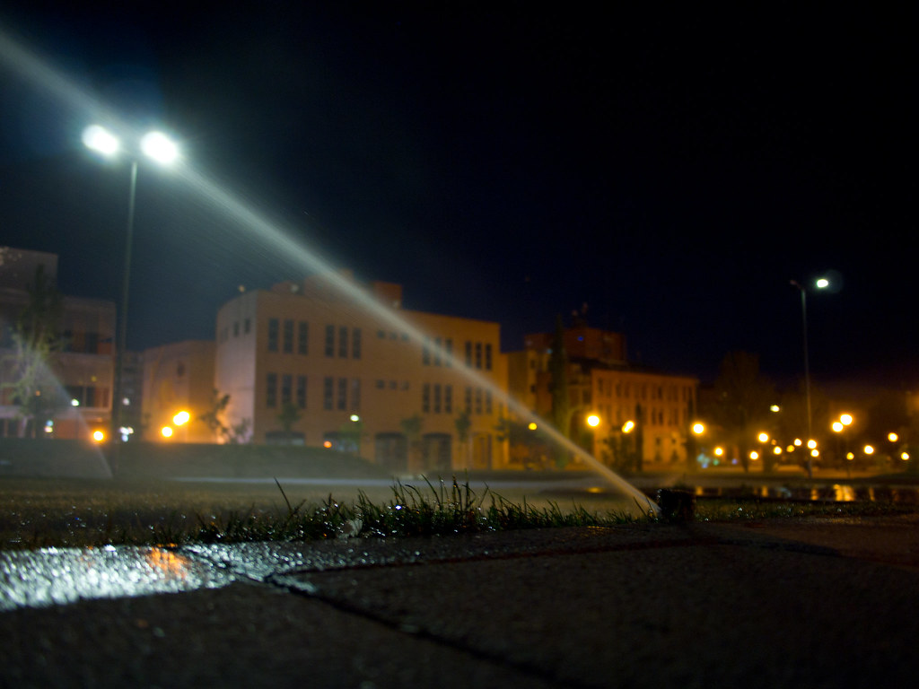 Coslada at night (II)