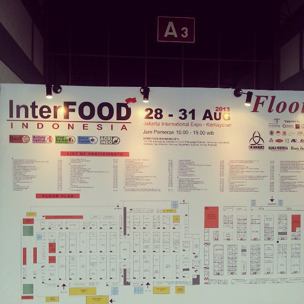 JIExpo #interfood #2013 #Indonesia #chocolate #cup | Flickr