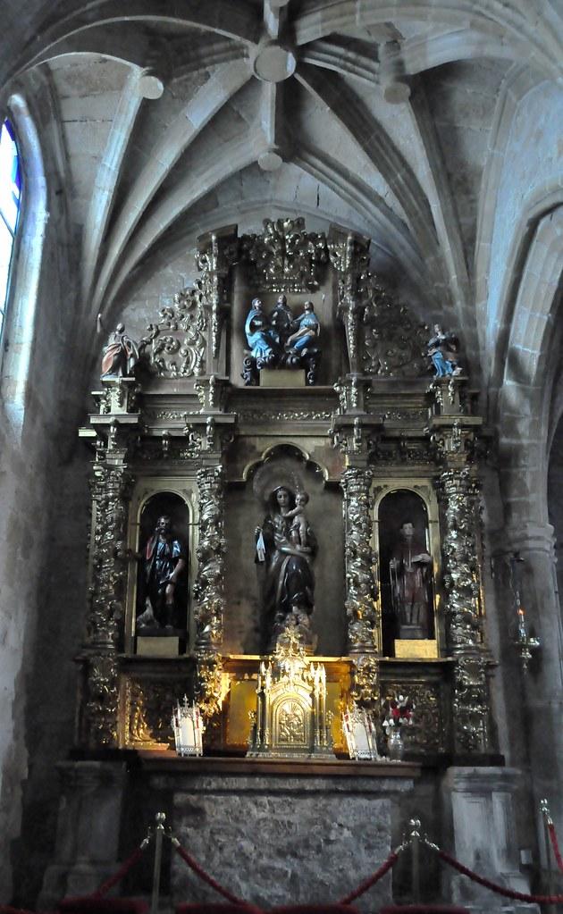Laredo (Cantabria). Iglesia de Santa María de la Asunción.…  Flickr