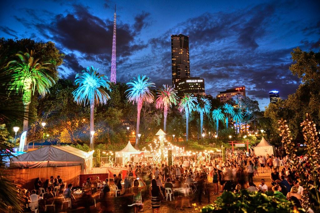 Good Food Month Melbourne Sabai Richmond Events