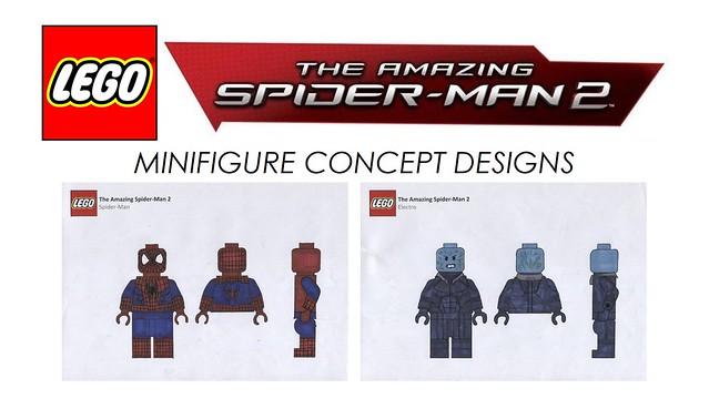 Lego the amazing spider man 2 minifigure concept design showcase flickr photo sharing - Lego the amazing spider man 3 ...