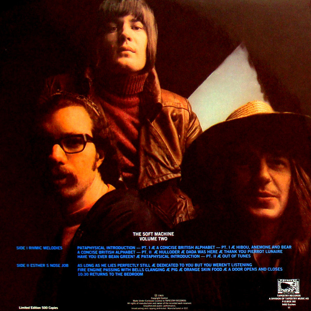 Soft Machine - Volume 2