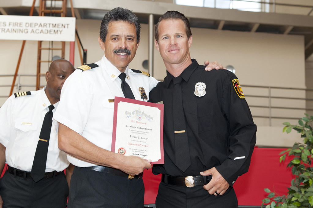Lafd Promotional Ceremony 5 26 16 A Los Angeles Fire Depar Flickr
