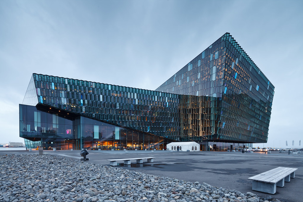 Harpa Concert Hall And Conference Centre Henning Larsen