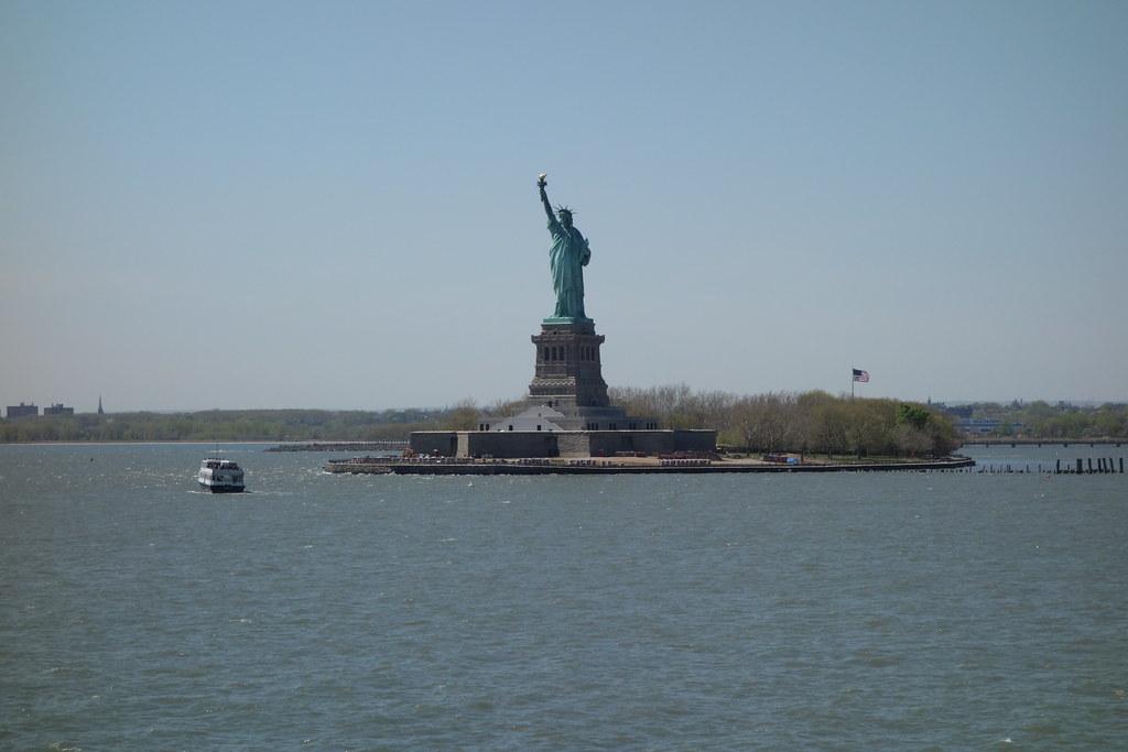 Liberty Island Ferry Fare