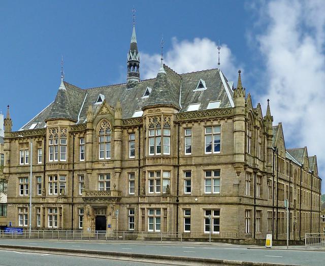 Huddersfield University Music Room Booking