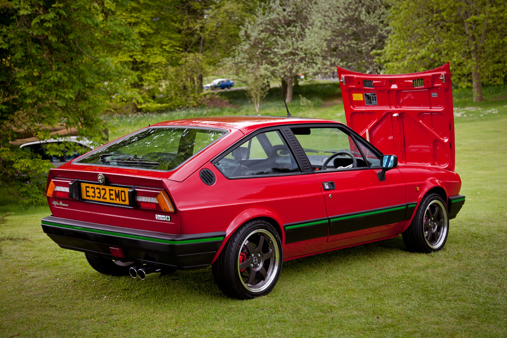 New Alfa Romeo >> Alfa Romeo Sprint Green Cloverleaf   Very striking Alfa Rome…   Flickr