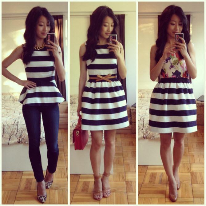 Платье на маленький рост