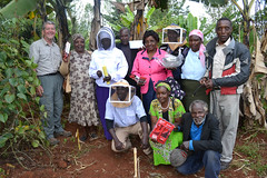 Beekeeping in Kenya