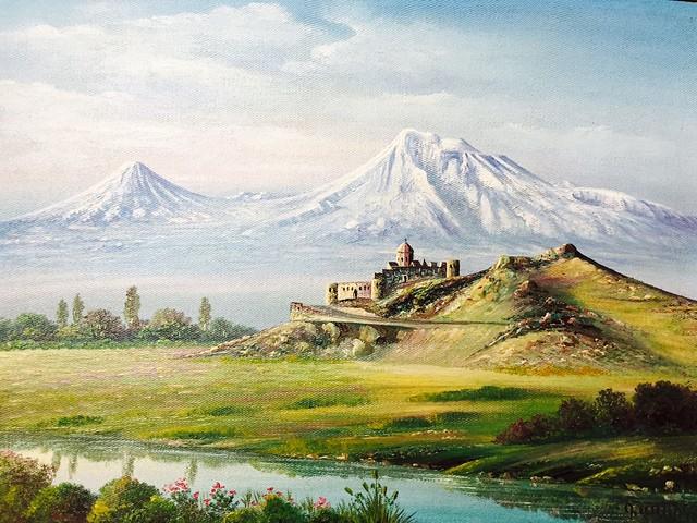 Pintura de Armenia