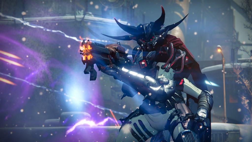 Destiny: Rise of Iron Reveal Trailer 3