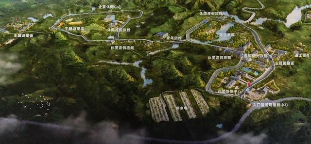 「統一夢世界」使用計畫 資料來源:區委會簡報