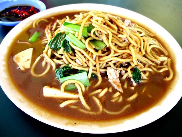 Sarawakia Cafe Foochow fried noodles