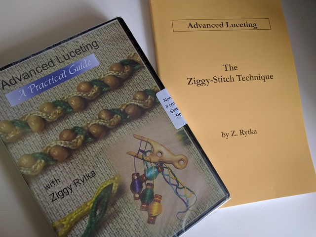 Advanced Lucet Cord Making Book