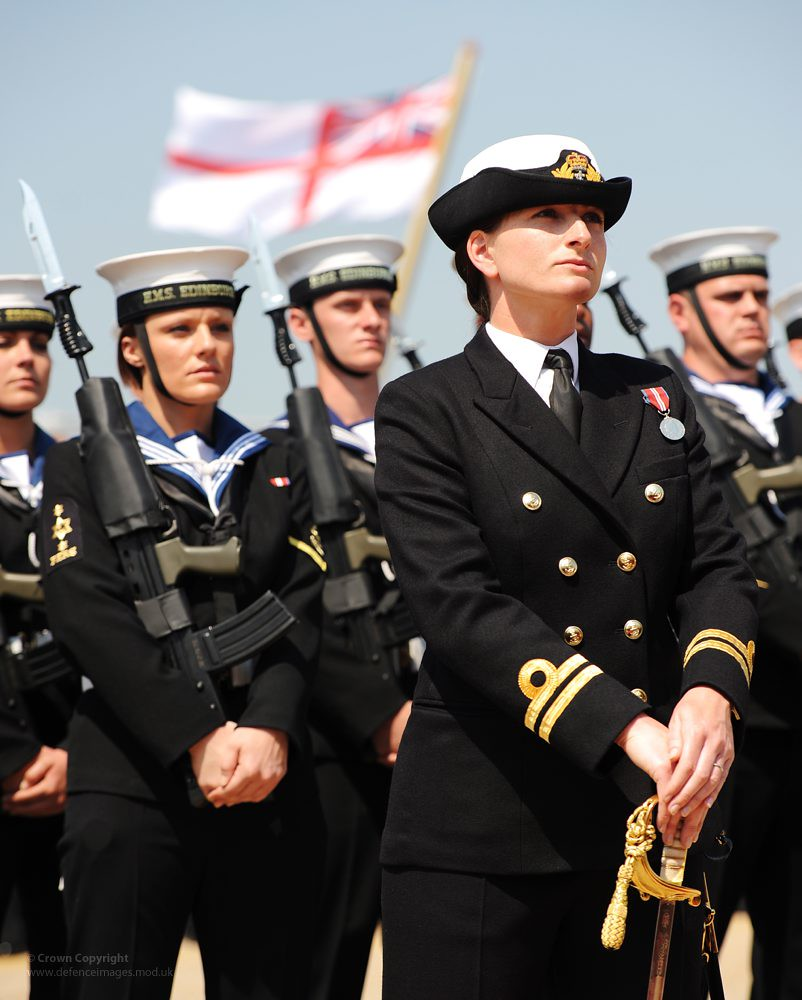 Royal Navy Signed Free Franked Letter