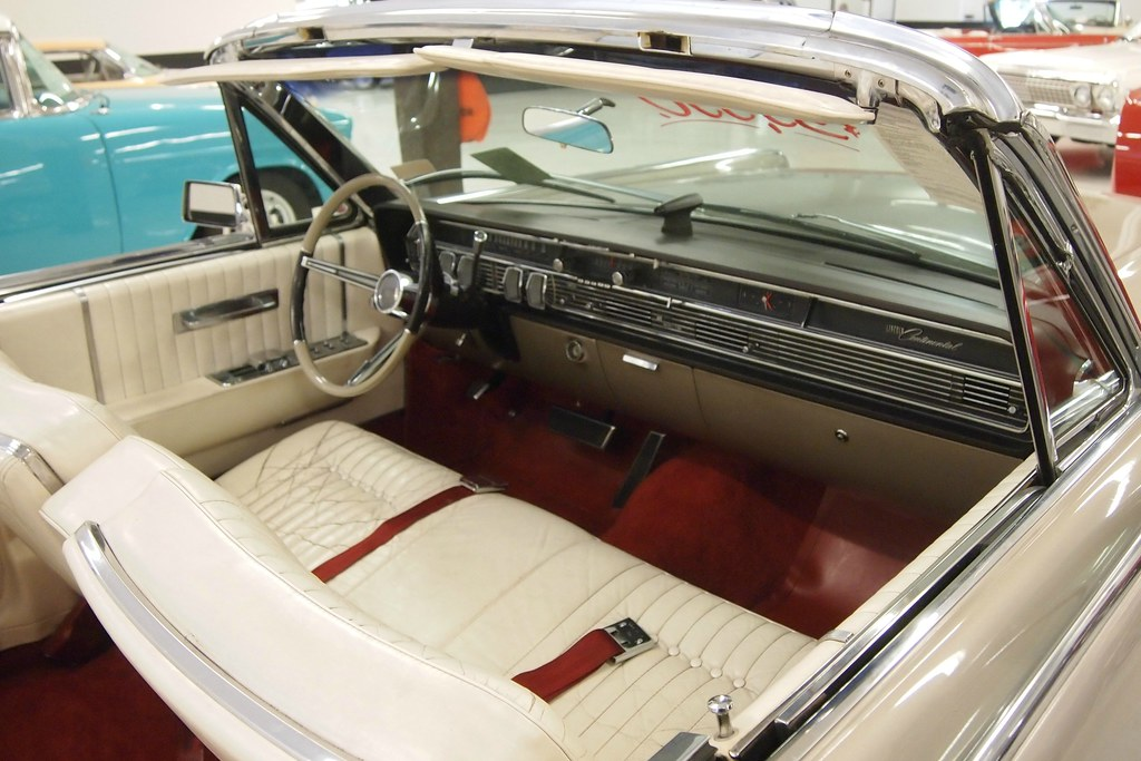 1964 lincoln continental 4 door convertible 7 photographed flickr. Black Bedroom Furniture Sets. Home Design Ideas