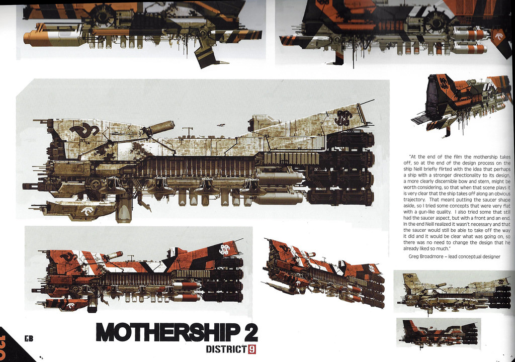 district 9 mothership Gallery