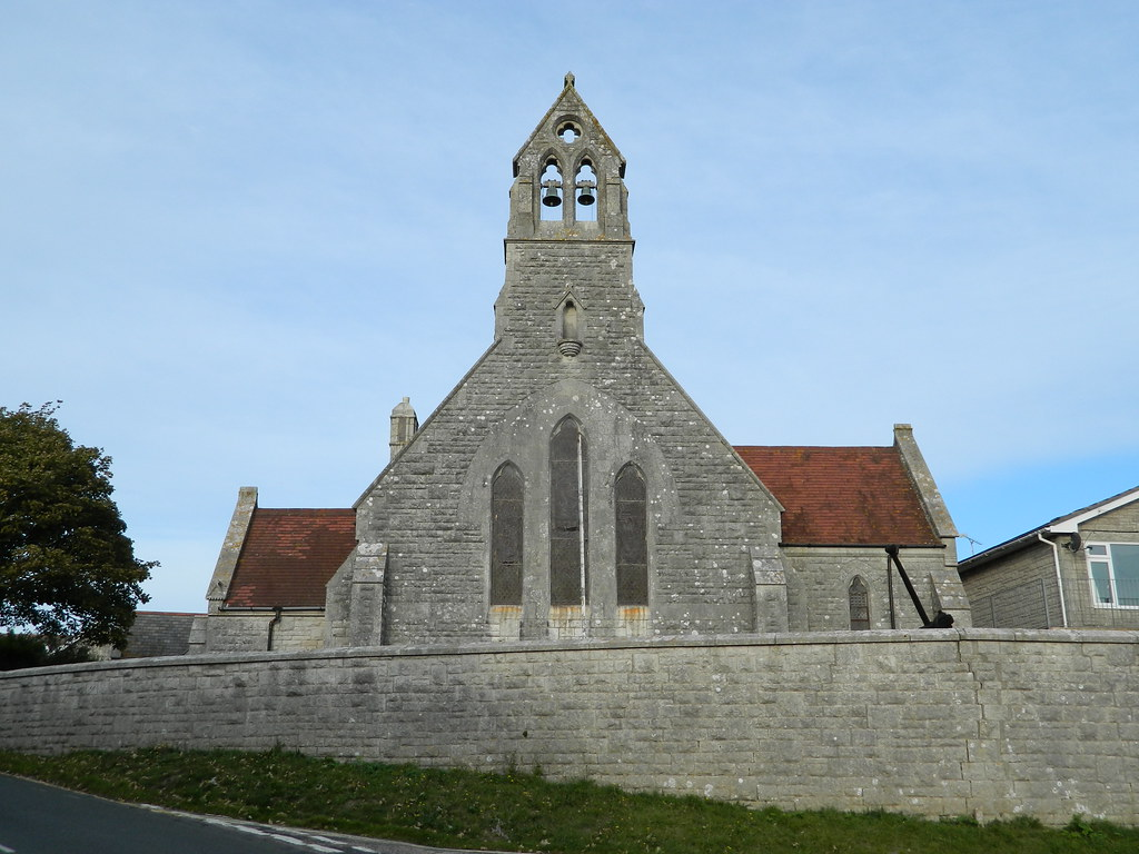 Portland Church Of St Andrew Southwell Dorset The