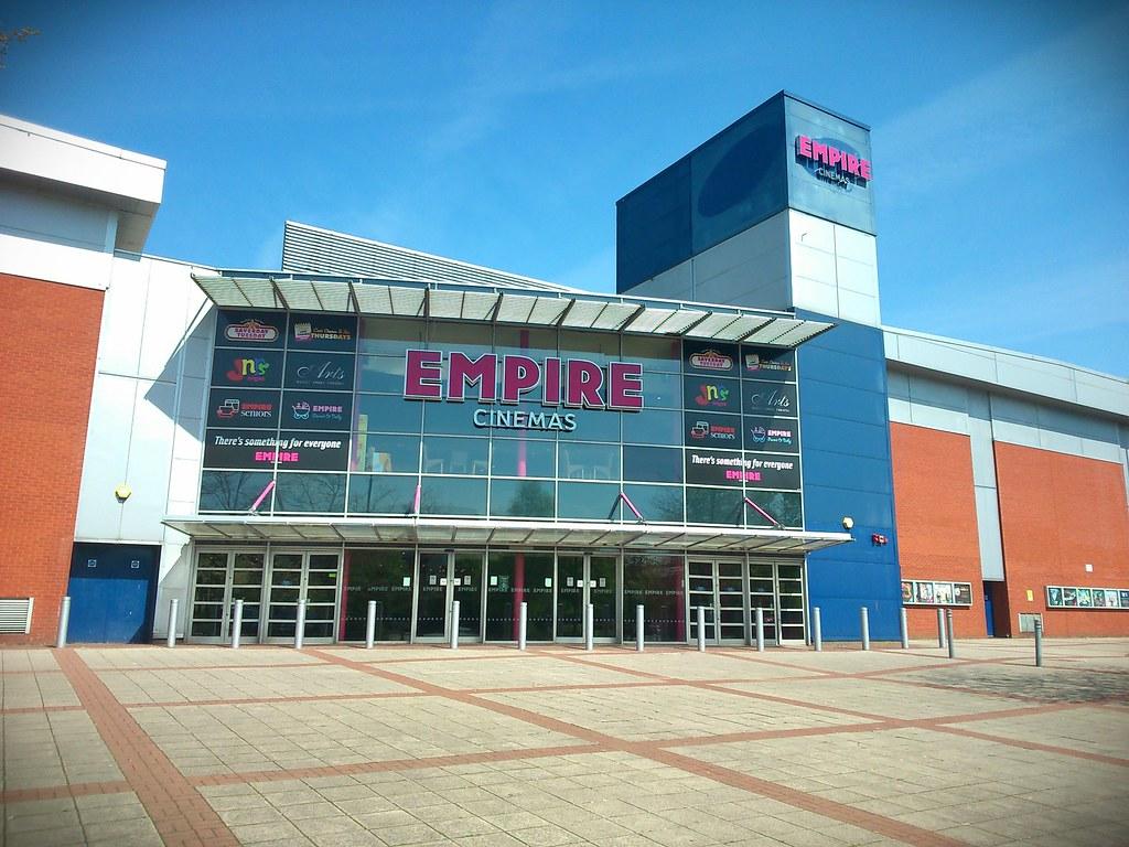 The Ex Empire Cinemas Great Park Birmingham I Saw Pompeii
